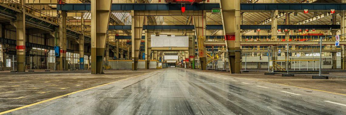 ușile industriale secționale -soluții pentru inchiderea diferitelor spații