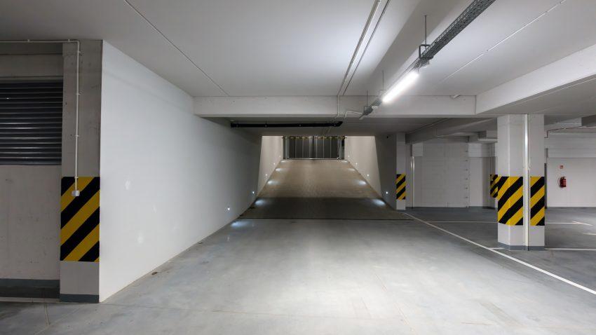 usi industriale acces parcare